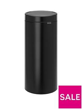 brabantia-30-litre-touch-bin-new
