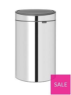 brabantia-40-litre-touch-bin-new