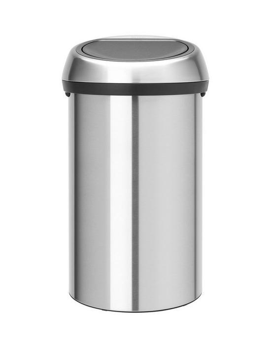 Brabantia 30 Liter Touch Bin.60 Litre Touch Bin