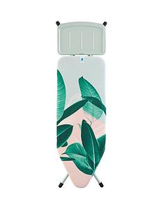 brabantia-ironing-board-c-extra-wide-124-x-45-cm-with-solid-steam-unit-holder-mint-frame