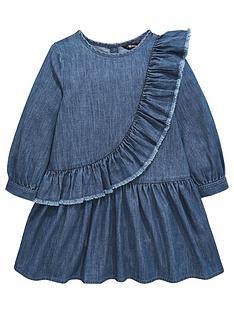 mini-v-by-very-girls-denim-ruffle-dress