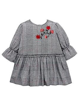 mini-v-by-very-girls-check-embroidered-floral-dress-multi
