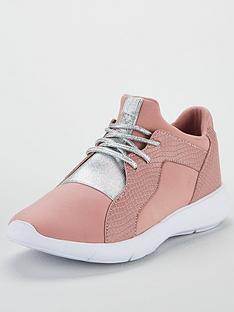 miss-kg-kenny-metallic-detail-lace-up-pink