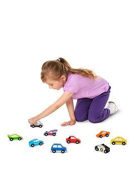 melissa-doug-wooden-car-set