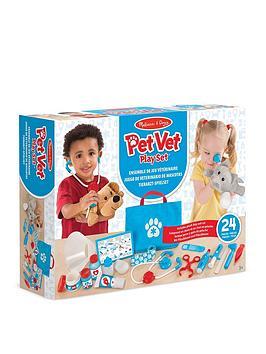 melissa-doug-examine-amp-treat-pet-vet-play-set