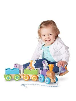 melissa-doug-rocking-farm-animals-pull-train