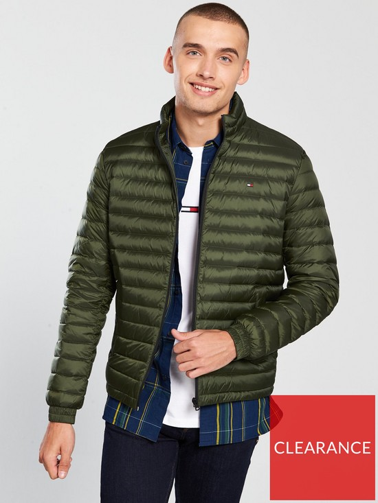 6b657c98 Tommy Hilfiger Lightweight Packable Down Jacket | very.co.uk