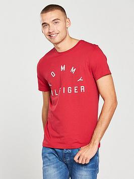 tommy-hilfiger-arch-logo-t-shirt