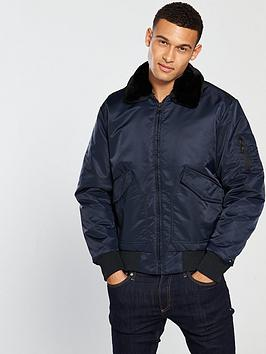 tommy-hilfiger-detachable-collar-flight-jacket-blue
