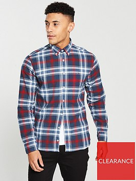 tommy-hilfiger-checked-shirt