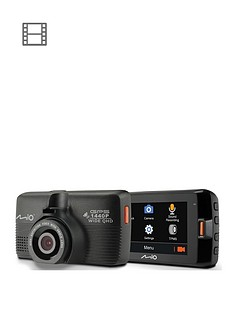 Mio MiVue 751 QHD Car Dash Cam and DVR