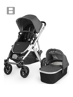 uppababy-vista-pushchair-carrycot-seat-unit
