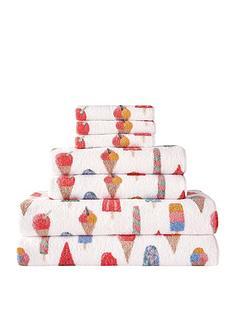 cath-kidston-7-piece-ice-cream-towel-bale