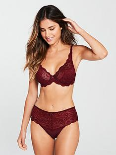 playtex-flower-elegance-midi-brief-bordeaux-rednbsp