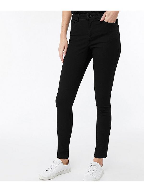 provide plenty of excellent quality elegant shape Nadine Jean Regular Length - Black