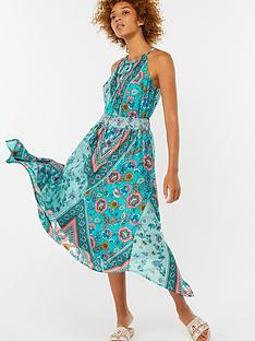 monsoon-mariana-hanky-hem-dress-print