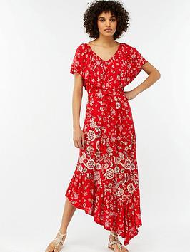 monsoon-valentina-jersey-asymmetric-hem-dress-red