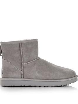ugg-classic-heritage-mini-ii-short-ankle-boots-light-grey