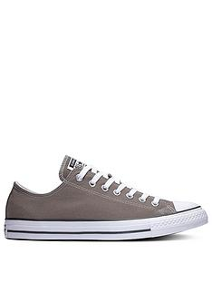 Converse Chuck Taylor All Star Ox - Charcoal White 410e2309a