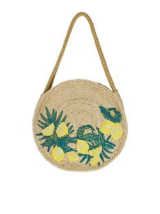 monsoon-laila-lemon-round-straw-bag