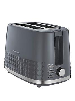 Morphy Richards Dimensions 2 Slice Toaster Grey thumbnail