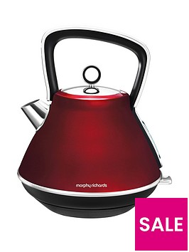 morphy-richards-evoke-pyramid-kettle-red