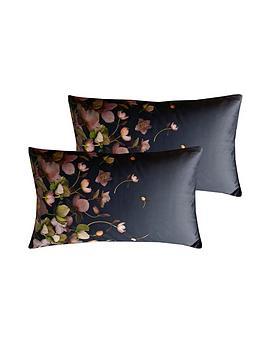 Ted Baker Arboretum Housewife Pillowcases (Pair)