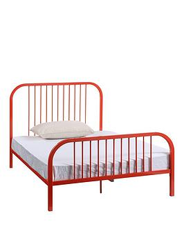 harper-metal-kids-small-doublenbspbed-frame-with-mattress-option-buy-and-save-red