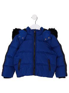river-island-mini-boys-blue-faux-fur-hood-padded-coat
