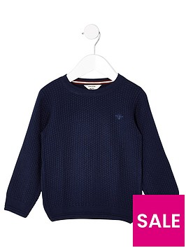 river-island-mini-boys-blue-knit-wasp-embroidered-jumper