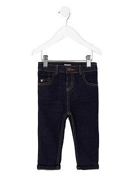 river-island-mini-boys-dark-blue-sid-skinny-fit-jeans