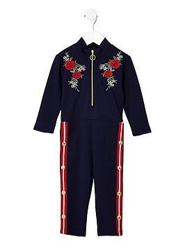 river-island-mini-girls-navy-floral-popper-side-jumpsuit