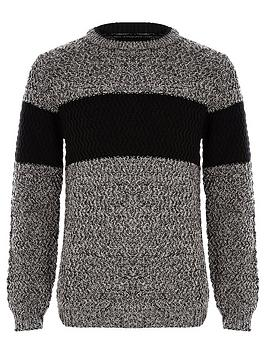 river-island-boys-grey-block-colour-jumper