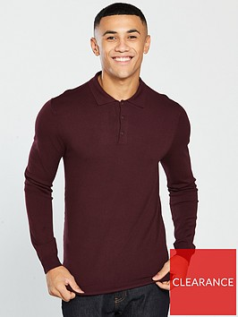 v-by-very-long-sleeved-knitted-polo