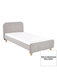 charlie-piped-fabric-kids-single-bed-with-mattress-options-buy-and-save