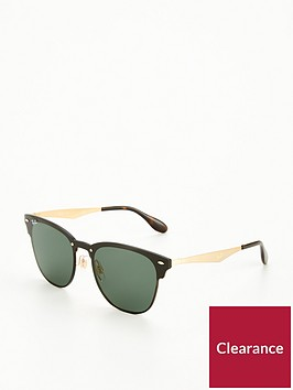 ray-ban-rayban-orb3576n-clubmaster-sunglasses