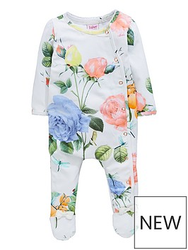 baker-by-ted-baker-girls-printed-sleepsuit