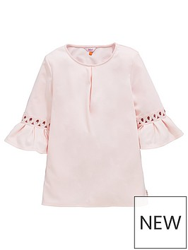 baker-by-ted-baker-girls-plain-frill-sleeve-top