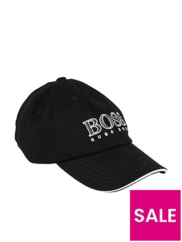 boss-boys-logo-cap-black