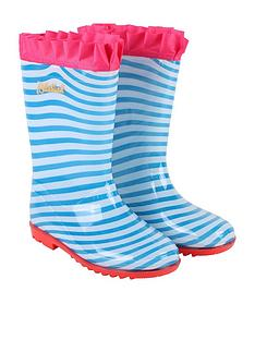 billieblush-girls-stripe-frill-welly
