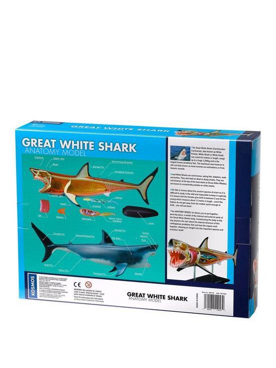 Thames Kosmos Great White Shark Anatomy Very