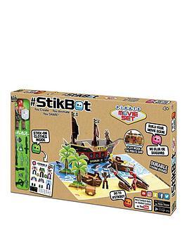 stikbot-pirate-movie-set