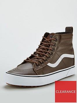 vans-sk8-hi-mte-brown