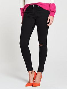 v-by-very-tallia-mid-rise-ripped-skinny-jean-black