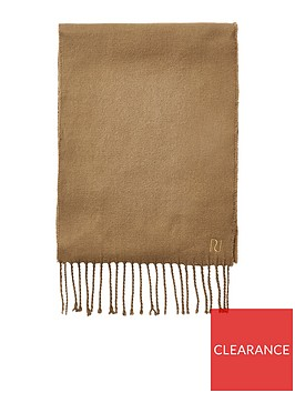 river-island-emb-plain-woven-scarf