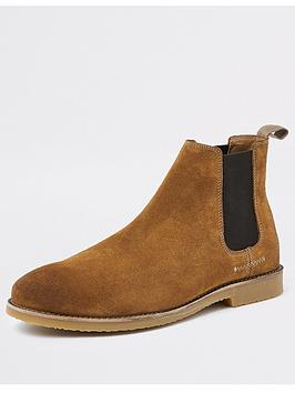 river-island-barnes-suede-chelsea-boots