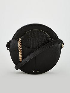 v-by-very-peyton-round-leather-bag-with-purse-detail-black