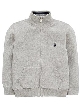 ralph-lauren-boys-zip-through-knitted-cardigan-grey-heather