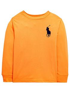 ralph-lauren-boys-long-sleeve-big-pony-t-shirt-orange