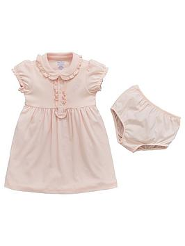ralph-lauren-baby-girls-classic-ruffle-dress-and-knickers-set-pink